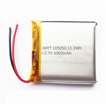 pin lithium