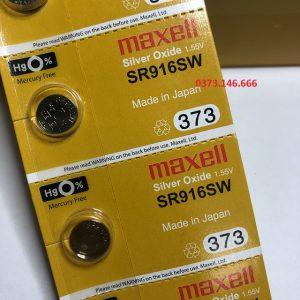 Pin Maxell SR916SW