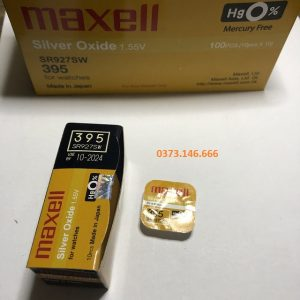 Pin Maxell SR927SW