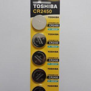 pin toshiba cr2450 3v