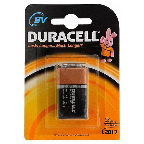 Pin 9V Duracell vỉ 1 viên