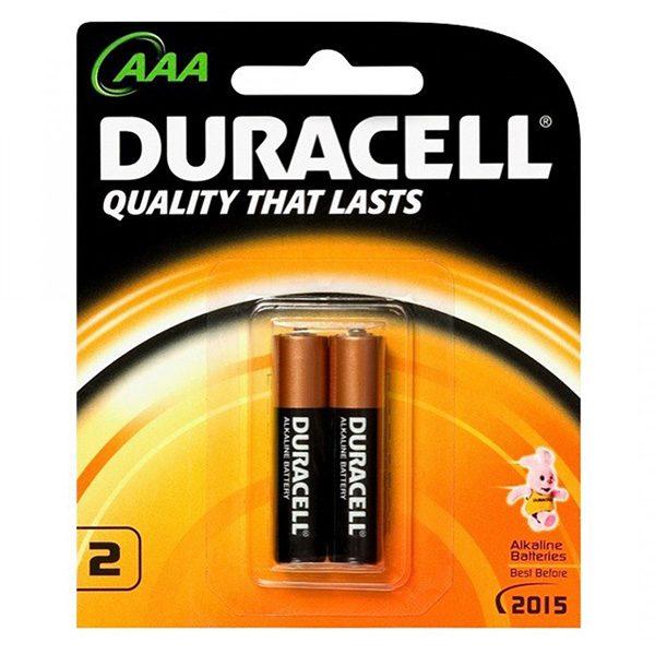 Pin AAA Duracell vỉ 2 viên