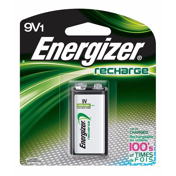 Pin sạc 9V Energizer vỉ 1 viên