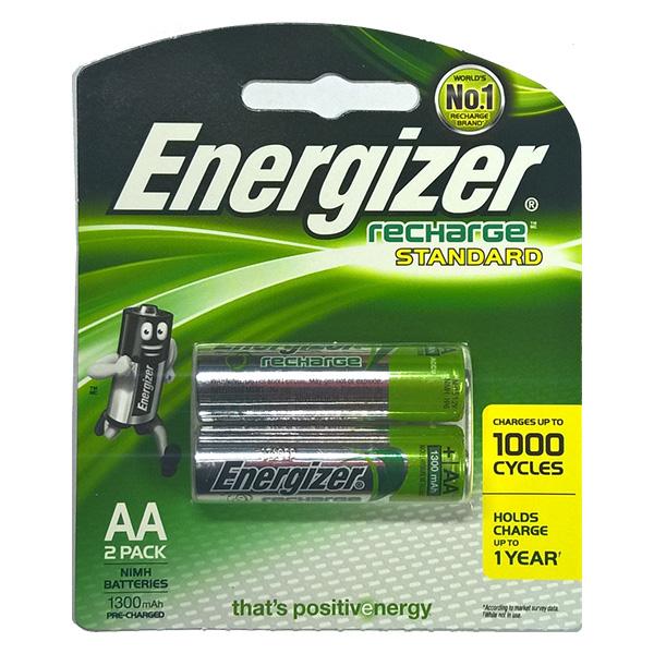 Kết quả hình ảnh cho Pin sạc Energizer AA 1300mA