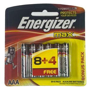 Pin AAA Energizer vỉ 12 viên