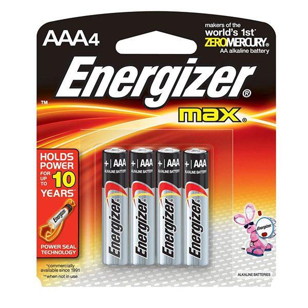 Pin AAA Energizer vỉ 4 viên