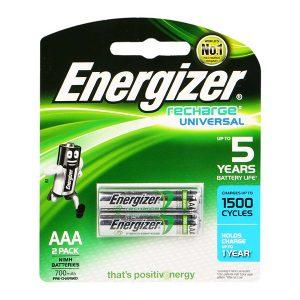 Pin sạc AAA Energizer 700mAh vỉ 2 viên