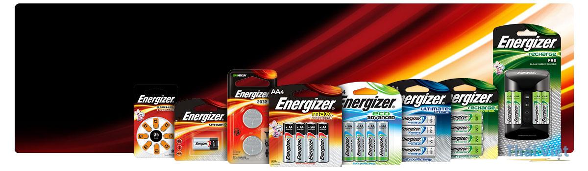 Energizer Banner