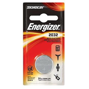 Pin cúc áo Energizer CR2032