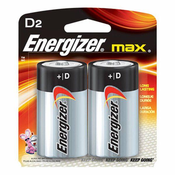 Pin đại Energizer vỉ 2 viên