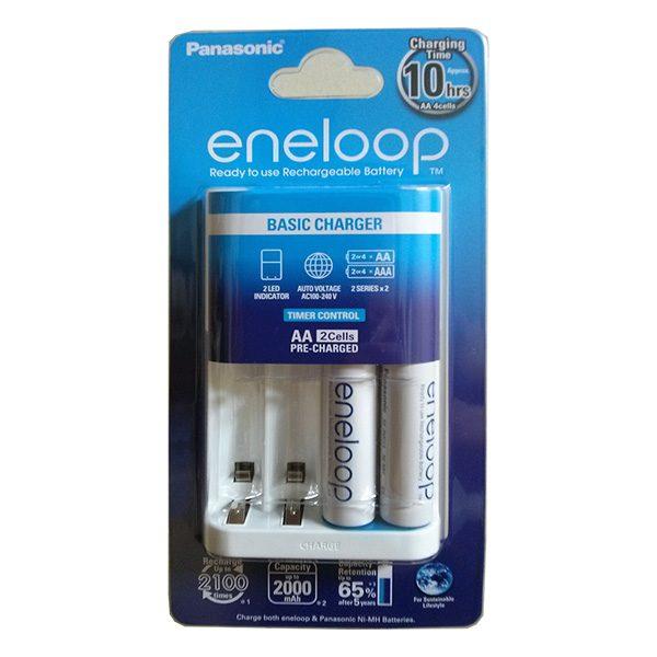 Máy sạc pin Panasonic Eneloop BQ-CC51E