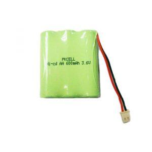 Pin sạc NI-MH AA 600MAH 3.6V