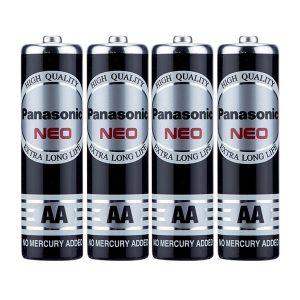 Pin AA Panasonic Neo Carbon gói 4 viên