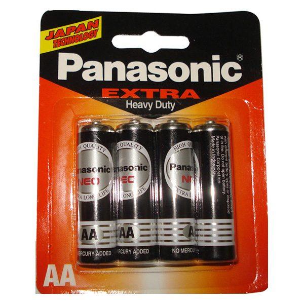 Pin AA Panasonic Neo Carbon vỉ 4 viên