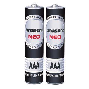 Pin AAA Panasonic Neo Carbon gói 2 viên