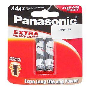 Pin AAA Panasonic Neo Carbon vỉ 2 viên