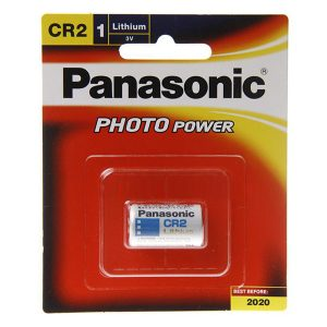 Pin CR2 Panasonic 3V vỉ 1 viên