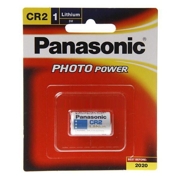 Pin CR2 Panasonic 3V vỉ 1 viên