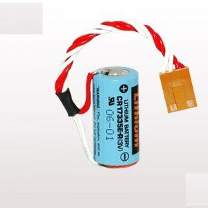 Pin nuôi nguồn PLC - CNC 6V Lithium