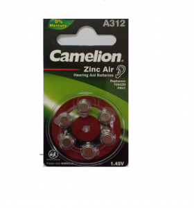 Pin trợ thính Cammelion A312