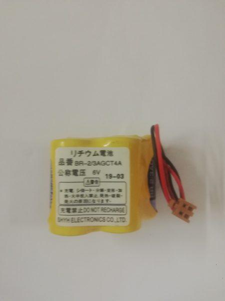 Pin nuôi nguồn BR-23AGCT4A Lithium PLC 6V Chính Hãng
