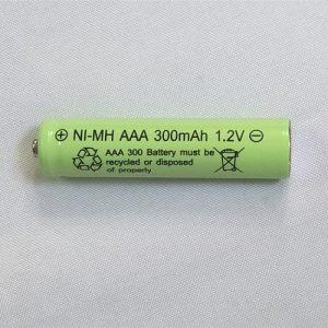 Pin sạc NI-MH AAA 300MAH 1.2V