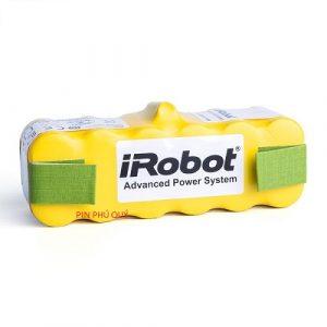 Pin thay robot hút bụi