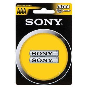 Pin AAA Sony Carbon vỉ 2 viên