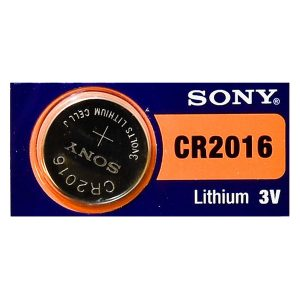 Pin CR2016 Sony 3V vỉ 1 viên