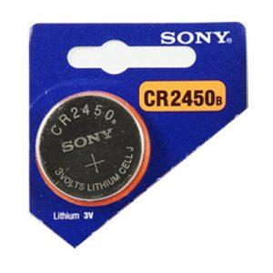 Pin CR2450 Sony 3V vỉ 1 viên
