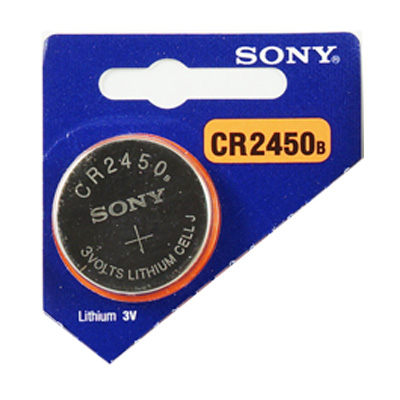 Pin CR2450 Sony 3V vỉ 1 viên