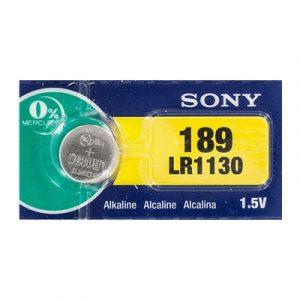 Pin LR1130 189 Sony AG10 vỉ 1 viên