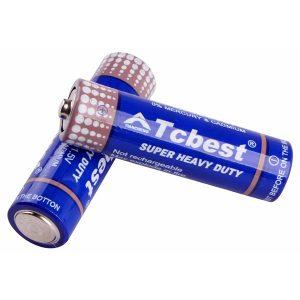 Pin AA Tcbest Carbon gói 2 viên
