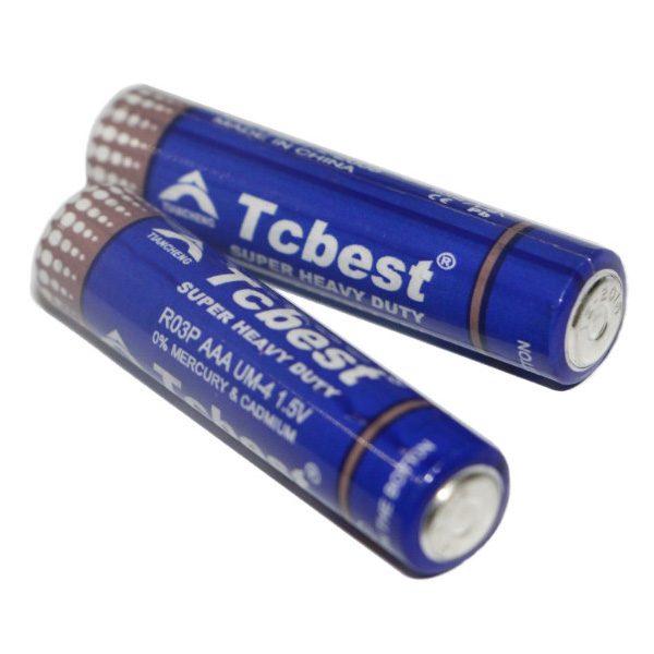Pin AAA Tcbest Carbon gói 2 viên