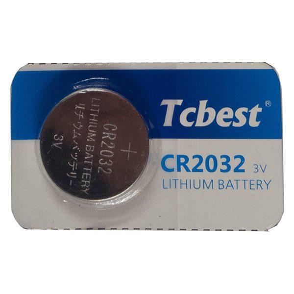 Pin CR2032 Tcbest 3V vỉ 1 viên