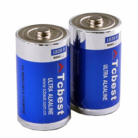 Pin đại Tcbest Alkaline vỉ 2 viên