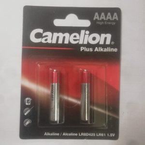 pin aaaa (4a) camelion