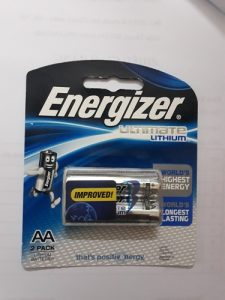 Pin Energizer Ultimate Lithium L91-AA-1.5V