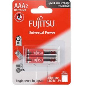 pin-Fujitsu-AAA-alkaline vỉ 2