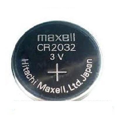 pin cuc áo cr2032 maxell