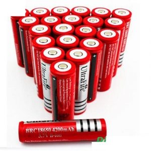 Pin ultrafire 18650 4200mah