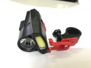 Đèn pin LED 6 chế độ sáng